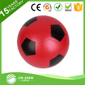 Red Inflatable Soft PVC Football Soccer Toy for Children Kids pictures & photos