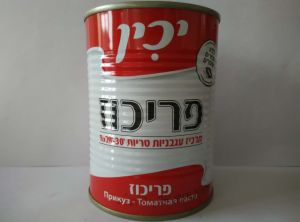 28%-30% Canned Tomato Paste 8 pictures & photos