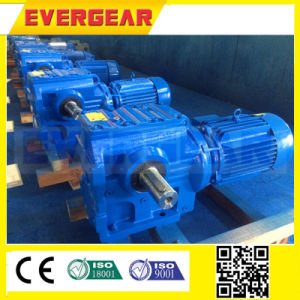 Mtn/ S Series Helical Worm Gear Reducer Motor pictures & photos