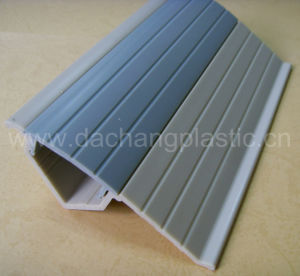 Rigid UPVC Plastic Profile for Building pictures & photos