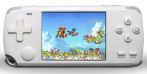 New Model 32bit Games MP5 Player