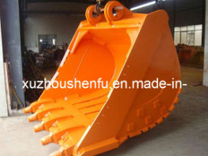 Excavator Hard Rock Bucket for Hitach 870 pictures & photos