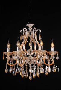LED Crystal Chandelier with 3-Way Remote Controller pictures & photos