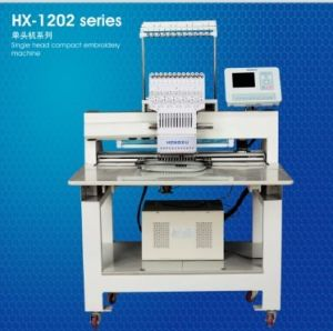 Single Head Compact Embroidery Machine (ES-1202, HX-1202)