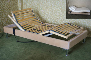 european slats adjustable bed base - Electric Adjustable Bed Frames