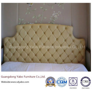 Modern Luxury Hotel Furniture with Wood Bedroom Set (YB-827) pictures & photos