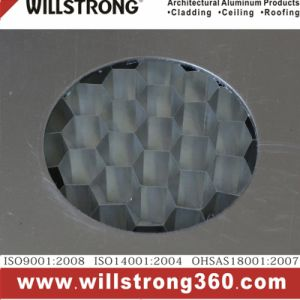 Wall Cladding Aluminum Honeycomb Panel pictures & photos