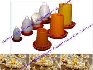 Plastic Chicken Feeder and Drinker Poultry Equipment (WSA) pictures & photos
