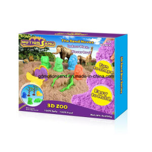 3D Sand Box- 3D Zoo Motion Sand