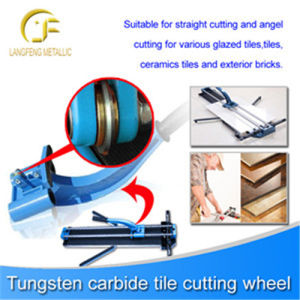Tile Cutting Tool, Best Cutter Wheel for Cutting Tile pictures & photos