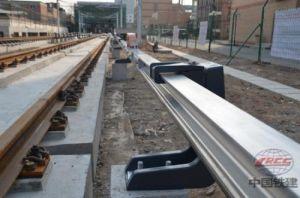 Aluminum Power Bar/Power Rail/Conductor Rail/ Third Rail pictures & photos