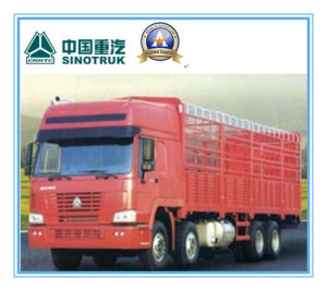 290HP Euroii Sinotruk / Cnhtc HOWO 8 X 4 Heavy Cargo Truck / Lorry 31 Ton Zz1317m3861V pictures & photos