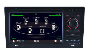 Car Audio Navigation RNS-E A8 S8 Radio DVD Player (HL-8818GB) pictures & photos
