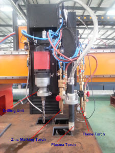 Plasma Cutting and Drilling Machine pictures & photos