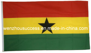 Ghana National Flag pictures & photos