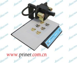 Card Printing Machine, Hot Foil Stamping Machine-Audley 3050A pictures & photos