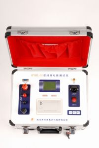 Low Resistance Tester (HYHL Series)
