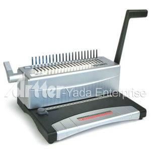 Comb Binding Machine (YD-CM670) pictures & photos