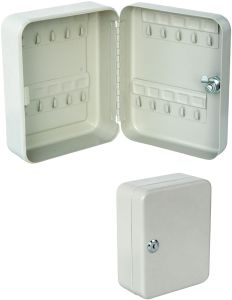 Steel 20 Key Storage Box Key Cabinet, Optional Key Tags pictures & photos