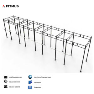 Free Standing Rig Pull up Bar Pull up Stand Pull up Bar Stand Crossfit Rack Wall Mounted Squat Rack Crossfit Pull up Bar Free Standing Pull up Bar Crossfit Rig pictures & photos
