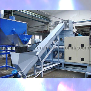 PVC Extrusion Granulating Line pictures & photos