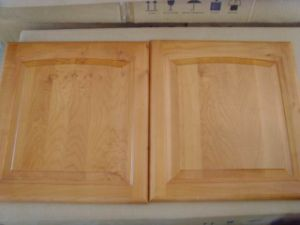 China American Pc Maple Base Cabinet Doors With Natural