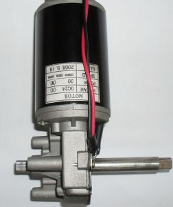 DC Wiper Motor (D59R) pictures & photos