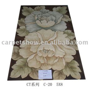 Hand Tufted Wool Rugs(3)