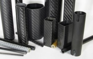 Matte Surface Carbon Fiber Tube Pipe pictures & photos