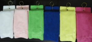 Golf Towel/Sports Towel/Golf Accessory pictures & photos