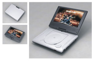Portable DVD (TK-PD901)