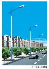 60W LED Solar Street Light 8m