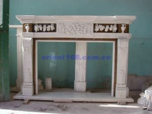 Fireplace & Mantel OR10