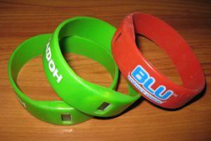 Silicone Watch Wristband (HS-W4)