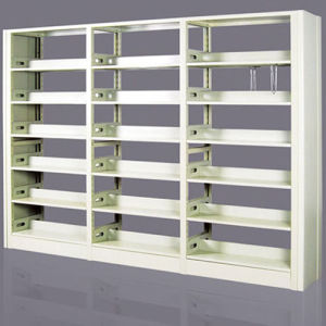 Cheap Library Modern Bookshelf 2 Uprights (T8-MB2-06) pictures & photos