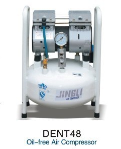 Dental Air Compressors (0.048M3)