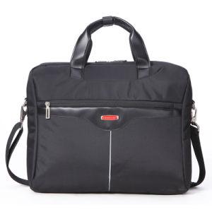 Laptop Notebook Shoulder Business Computer Carry Function Fashion Nylon 15.6′′ Laptop Bag pictures & photos