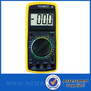 3 1/2 Digital Multimeter (DT9201A)