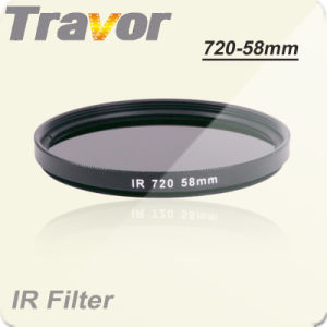 Camera IR Filter 720 58mm