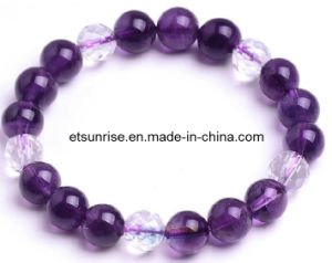 Fashion Semi Precious Stone Crystal Beaded Jewellery Bracelet (ESB01293) pictures & photos