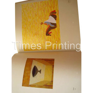 High Quality Art Book Printing (TPIA260053)