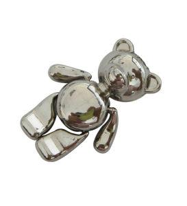 Custom Shiny Bear Metal Fridge Magnet for Souvenir pictures & photos