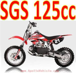 SGS CE Dirt Bike AGB-21F 125CC