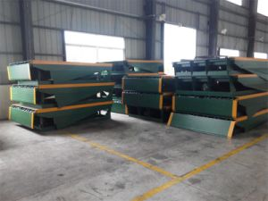 Stationary Adjustable Loading Dock Ramp for Sale pictures & photos