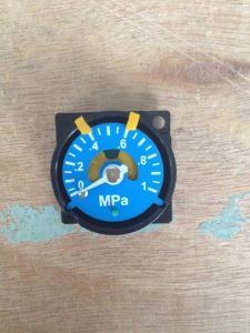 "1"" Square Pressure Gauge pictures & photos"