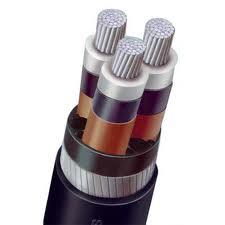 High Voltage Power Cable (AL/XLPE/PVC) pictures & photos