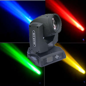 Professtional 230W Moving Head Beam Light pictures & photos