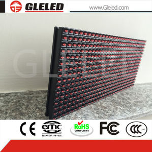 High Stability Outdoor P10 Single Color LED Display Module pictures & photos