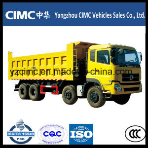High Quality Dongfeng 8X4 Tipper Truck for Sale pictures & photos