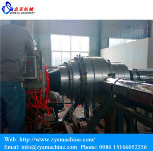 HDPE Pipe Extrusion Machine pictures & photos